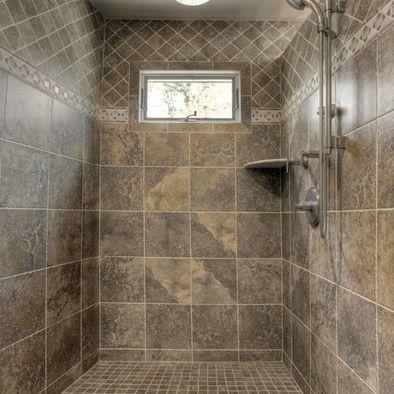 Bathroom Ceramic Tile Design Pleasing Walkin Tile Shower Designs  Bathroom Ceramic Tile Walk In Inspiration