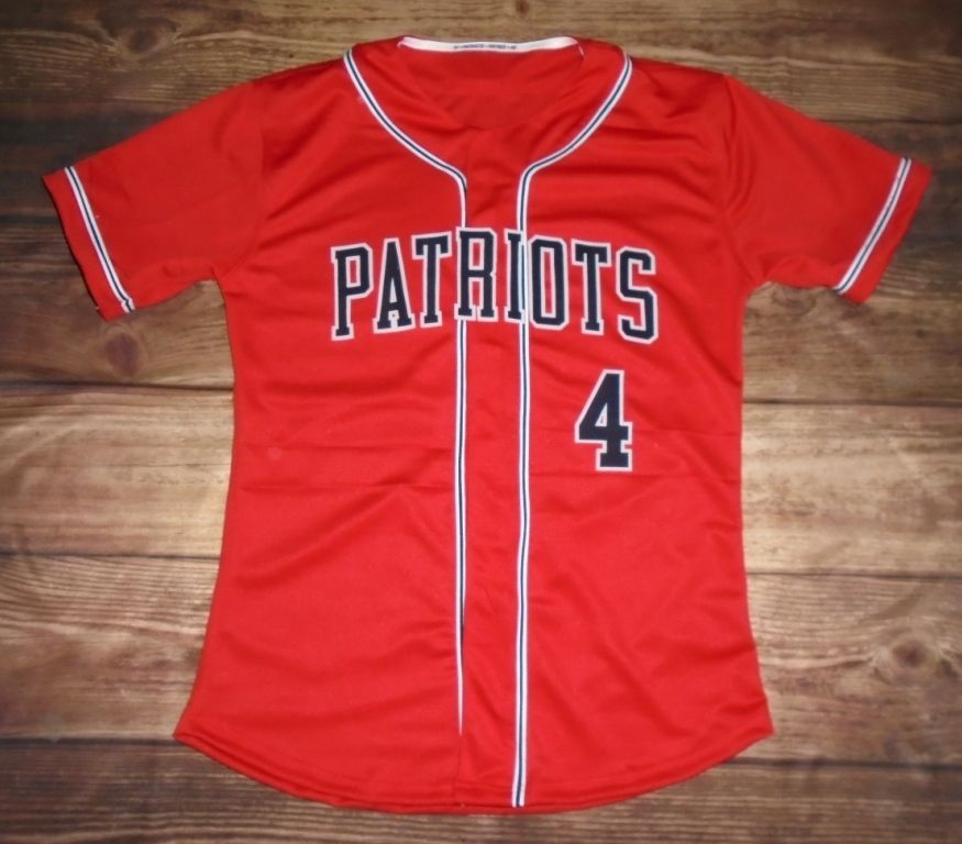 a72190c6afb Patriots Baseball custom jersey created at Disco Sports in Richmond, VA!  Create your own custom uniforms at www.garbathletics.com!