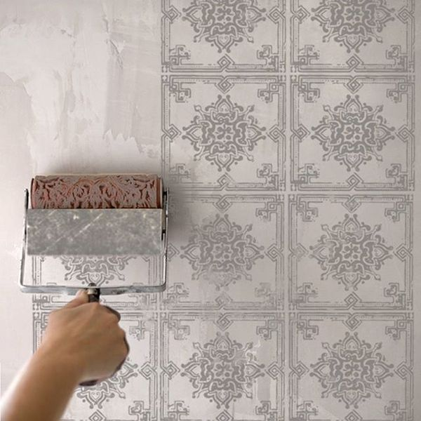 18 creative wall painting ideas