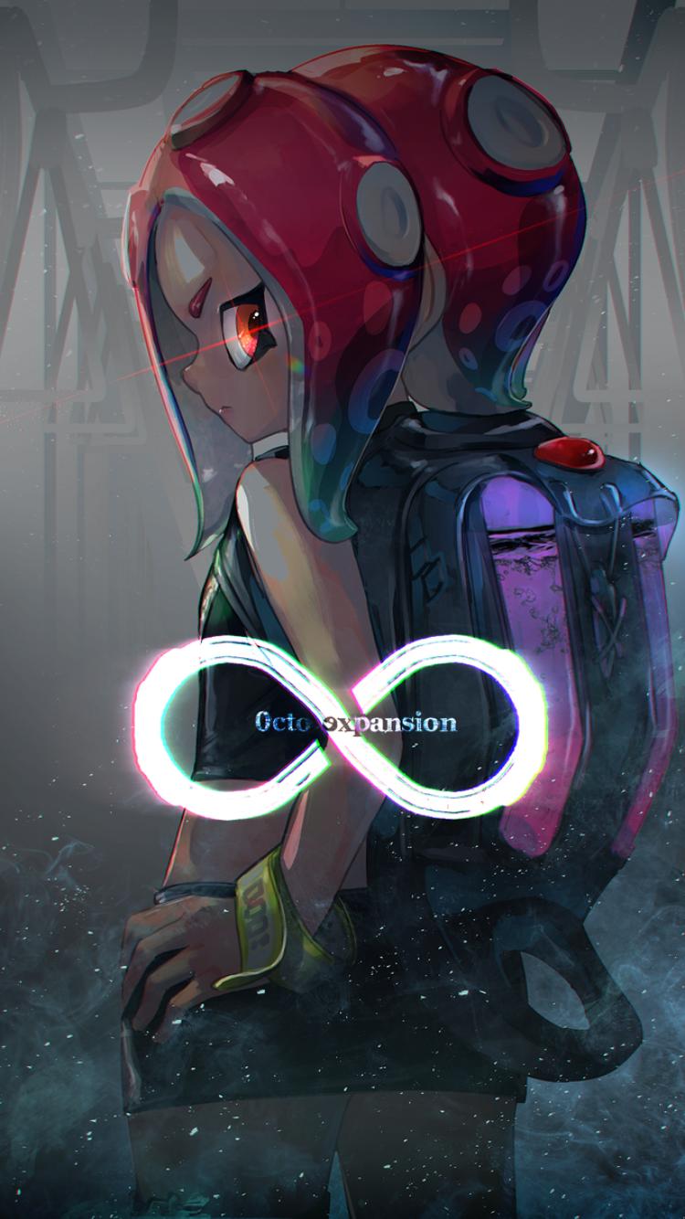 Octo Expansion Agent 8 Splatoon Comics Splatoon 2 Art