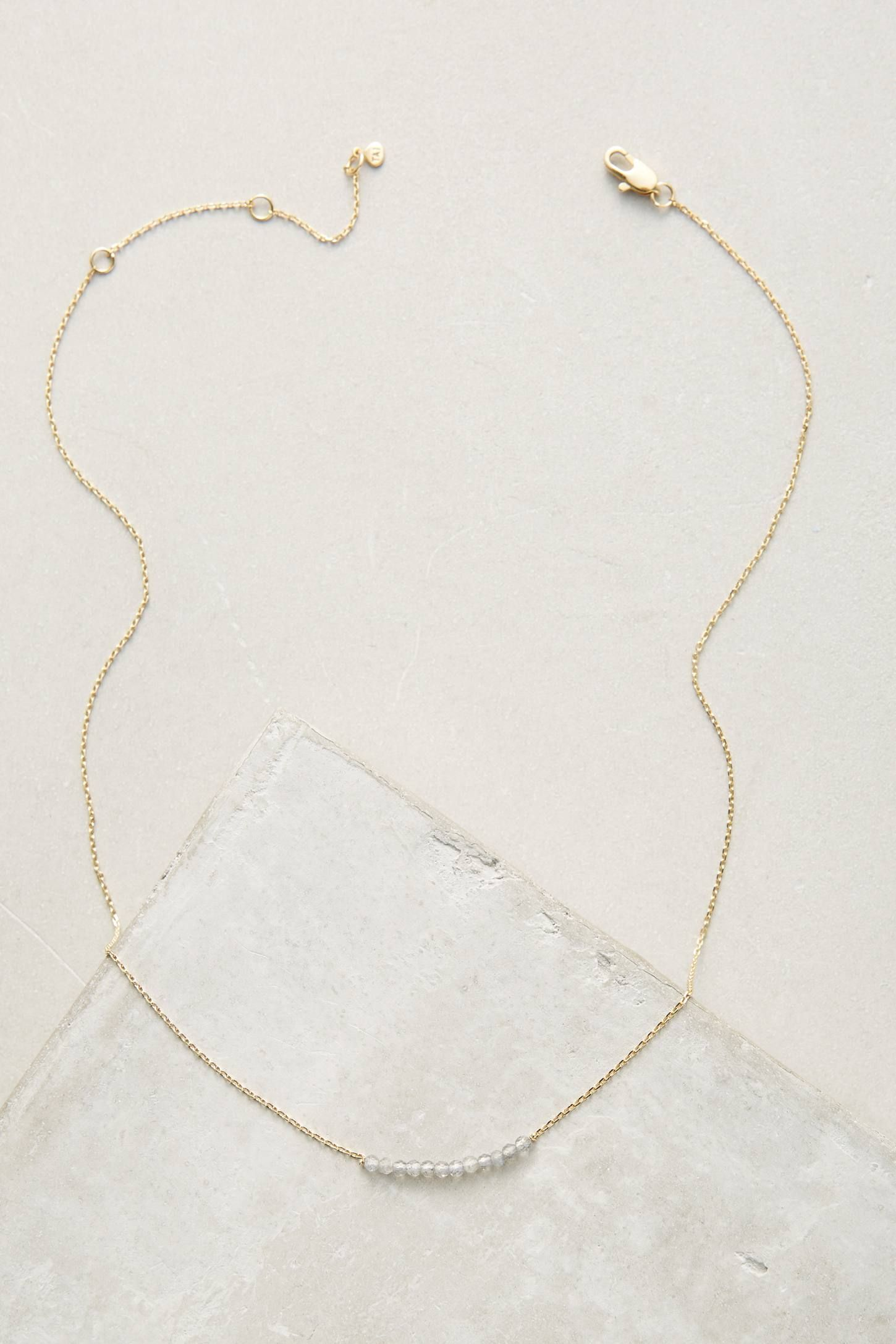 statement simple products hope vintage boutique necklace
