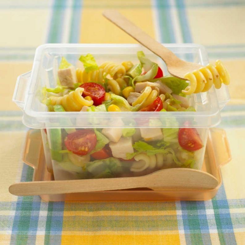 Ideas de comida sana para llevar al trabajo  Recetario