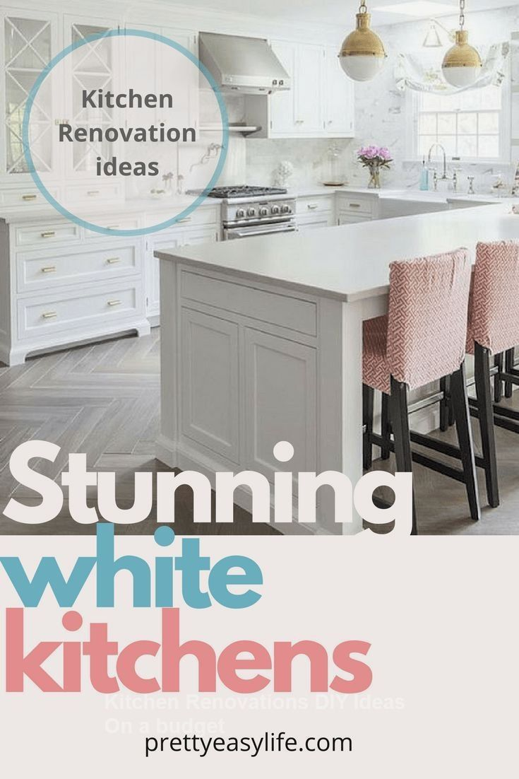 New DIY Kitchen Renovations and Makeovers Ideas on a ...