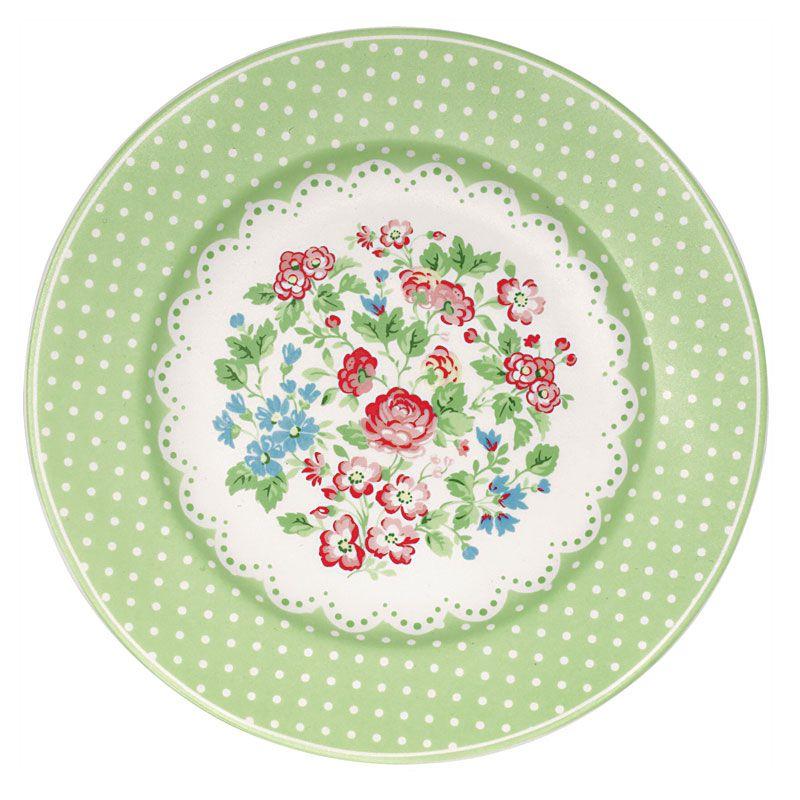 Vintage paper  sc 1 st  Pinterest & Greengate 2 | çiçek | Pinterest | Paint plates Cath kidston and ...