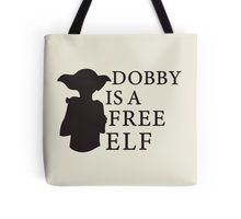 Dobby is a free elf - Type 2 Tote Bag