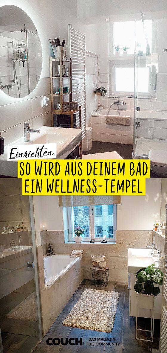 Badezimmer Einrichten Ideen Fur Jede Grosse Bad Einrichten