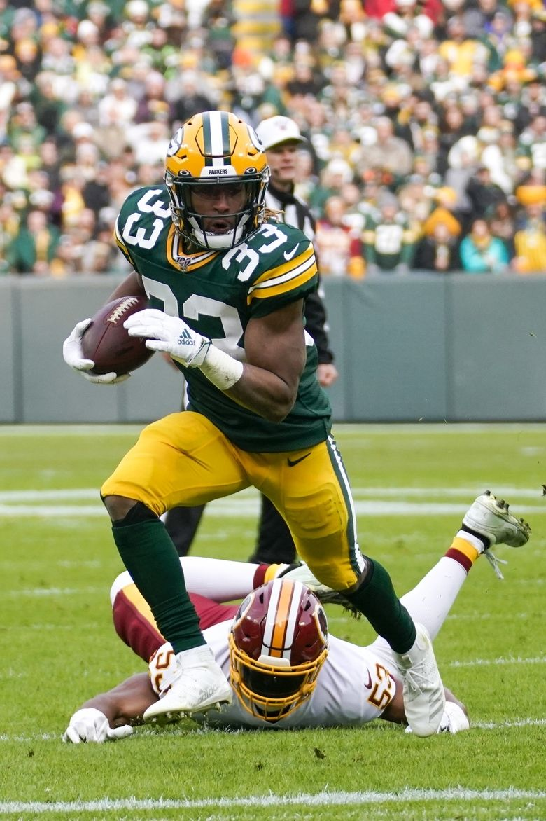 Packers Key To Super Bowl Run Get The Ball To Aaron Jones In 2020 Super Bowl Packers Super Bowl Nfl