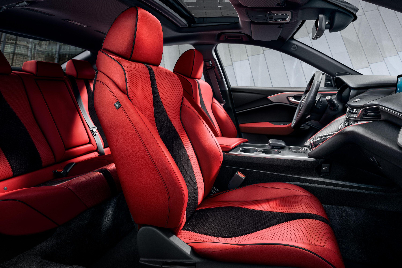 Tlx Interior In 2020 Acura Tlx Acura Sports Sedan