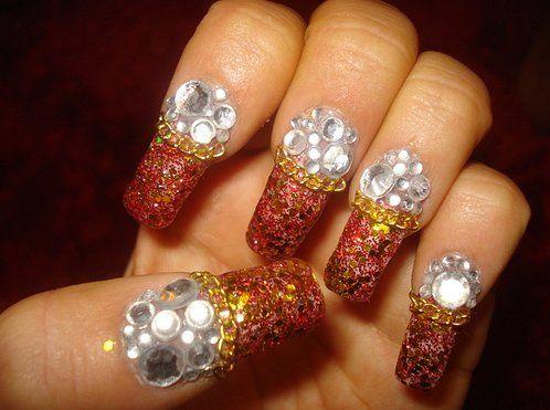 Junk nails designs - Junk Nails Designs NAIL IT Pinterest Diy Manicure, Manicure