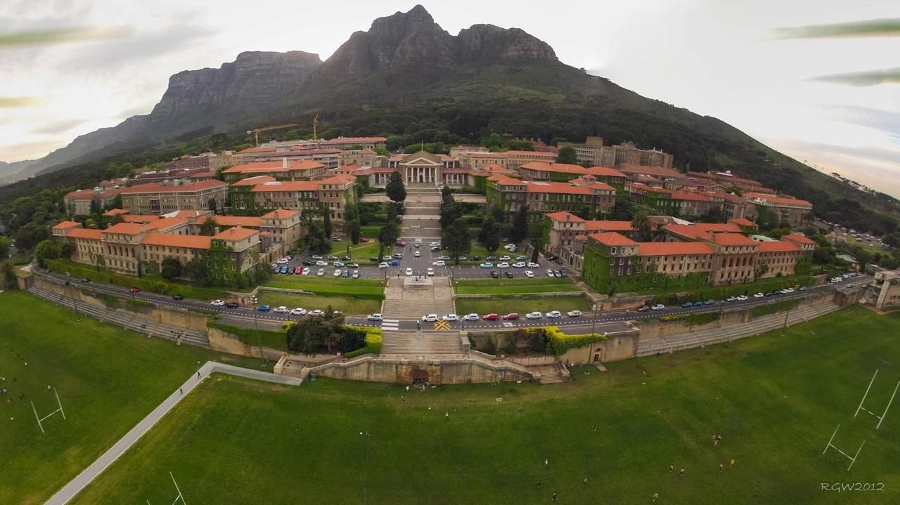 UCTLocated In One Of The Most Beautiful Cities On Earth University