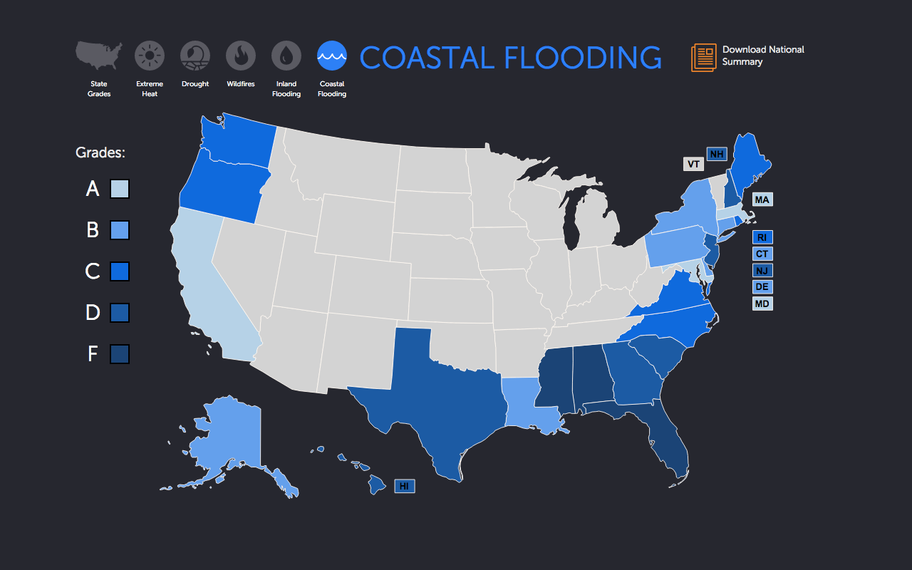 Climate change These States Are The Most