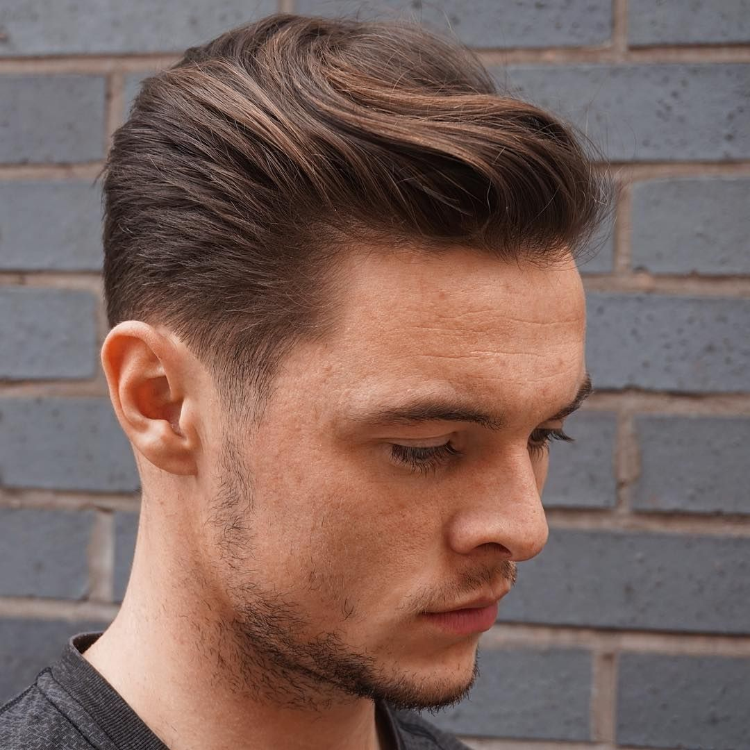Medium short haircut men pin by natalie iggulden on mens hair  pinterest  hair styles