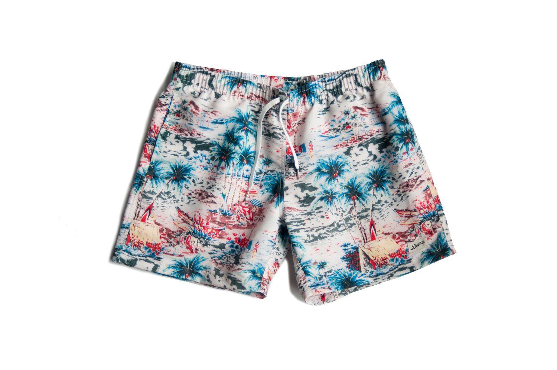 4d8c6169e6 Daytime Hawaii Swim Trunk in 2019 | Products | Swim trunks, Hawaii ...