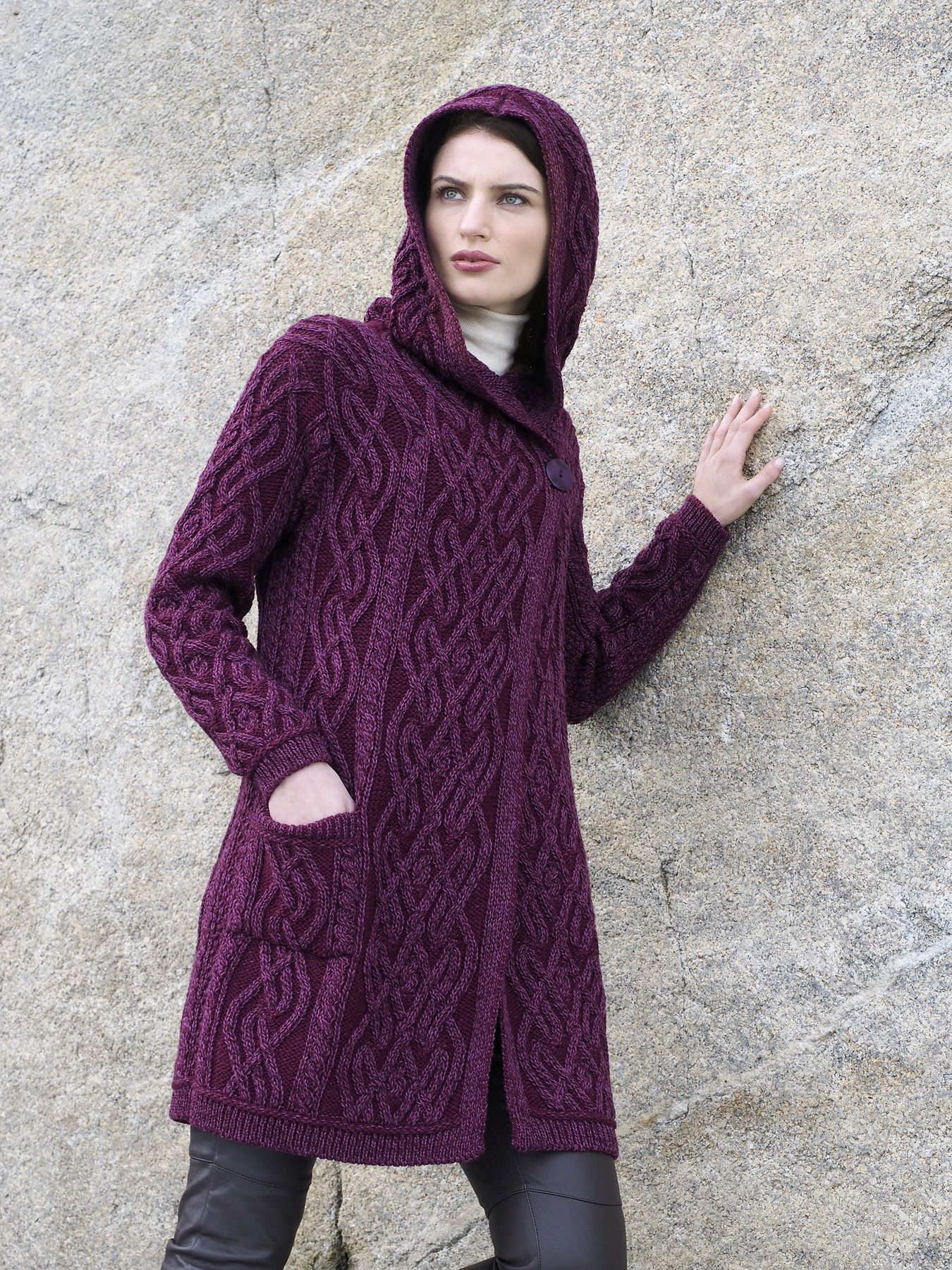 Aran Knitwear Design by Natallia kulikouskaya for WEST END KNITWEAR ... 3df5c24db