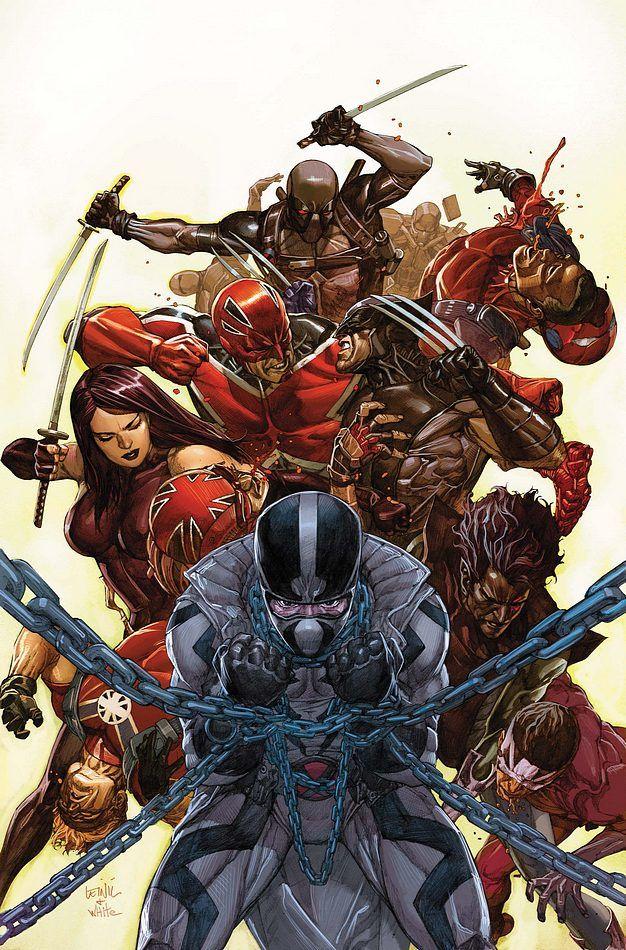 Wolverine Uncanny X Force