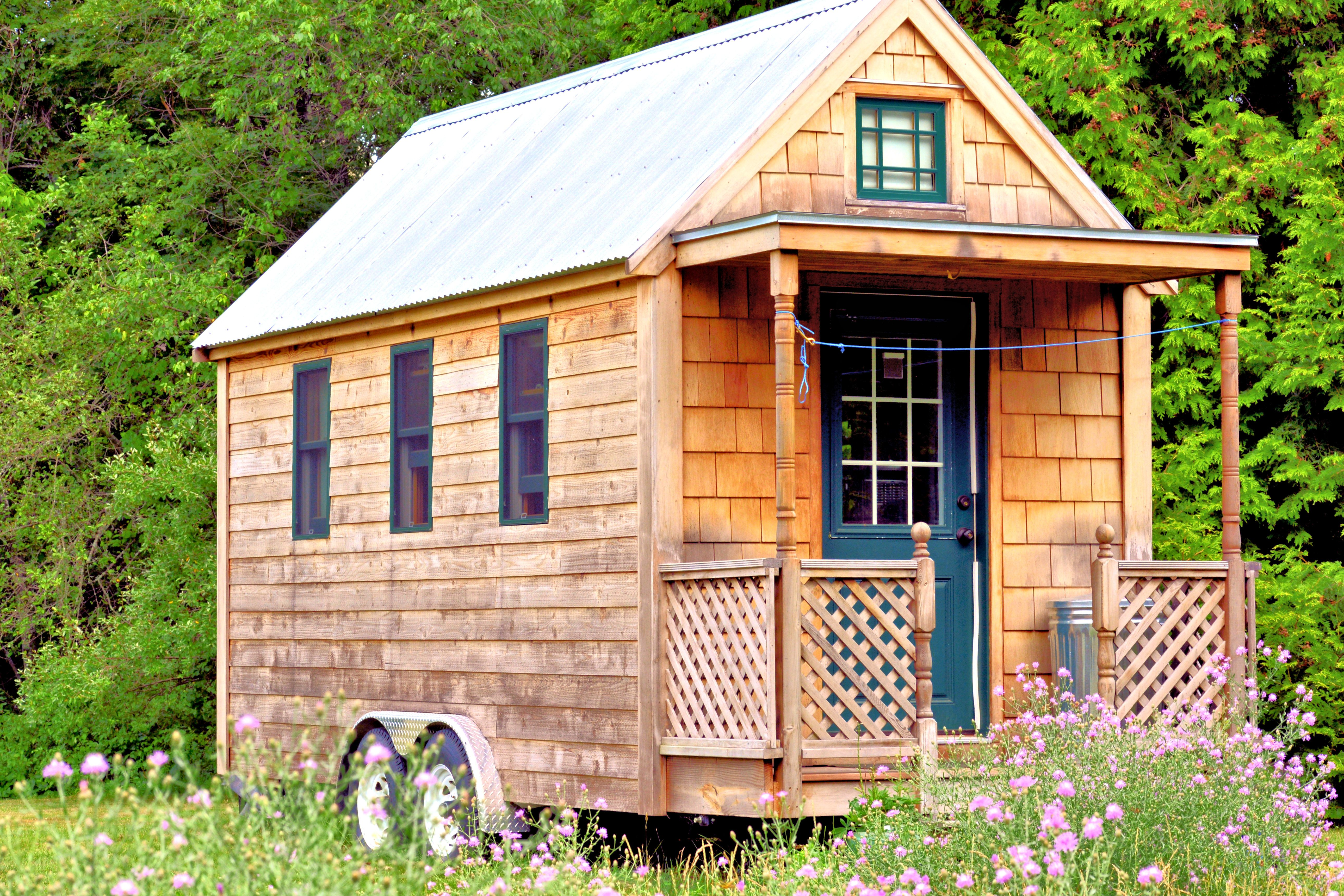 Tiny House Prix M2 small home plans that will get you excited to start building