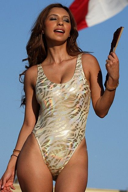 8a4209b76d4f0 Ujena Caesars Double Dip One Piece Swimsuit MADE in the USA