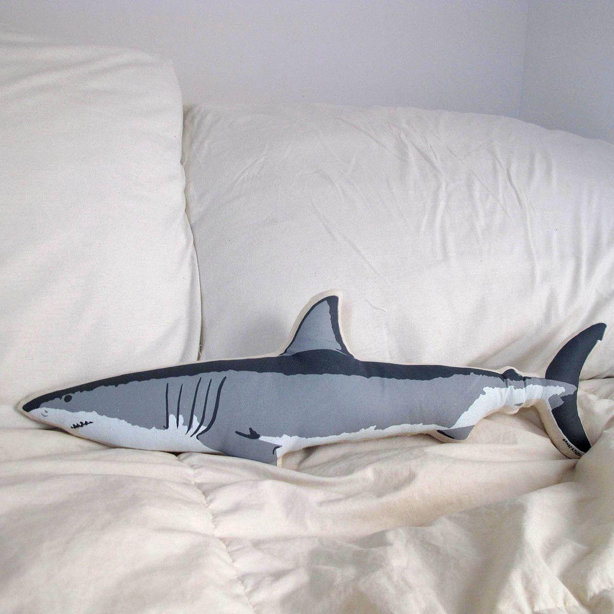 Who doesn\'t need a shark pillow? :P | Wish List 2018 | Pinterest ...