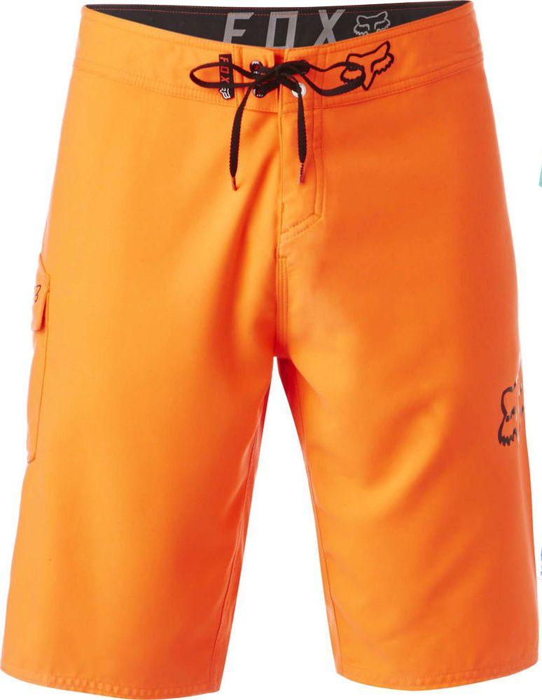 Mens Bathing Suit Swim Trunks Fox Racing Overhead Board Shorts