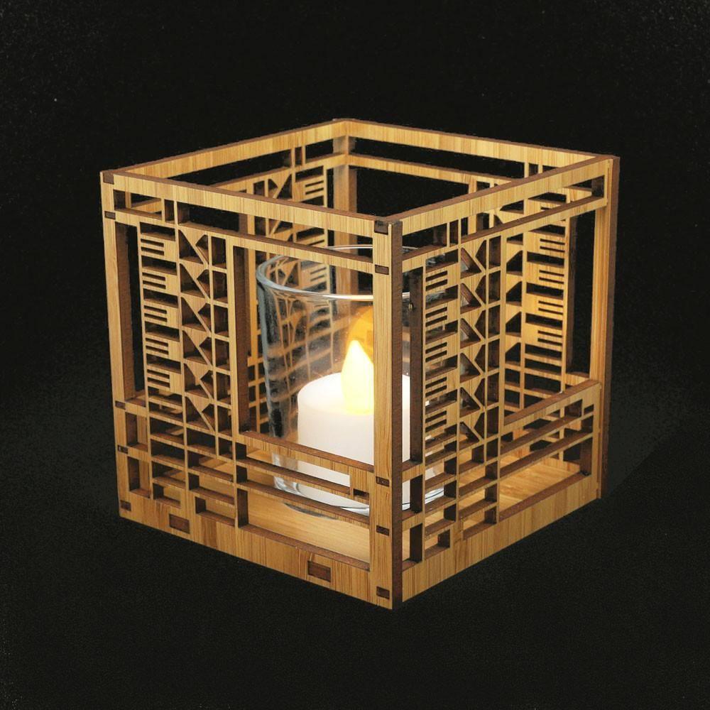 Frank Lloyd Wright Bach House Night Light