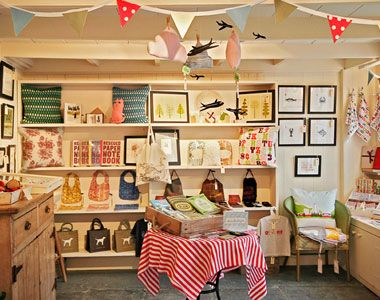 Wonderful Interior Design Ideas For Gift Shops2