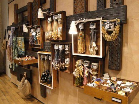 Decoração para Lojas de Bijuterias