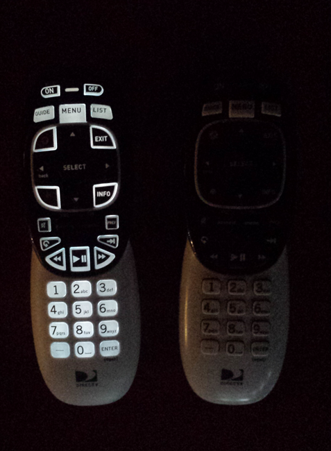 My review: DIRECTV RC71B Backlit Remote | DIRECTV HR44 Genie