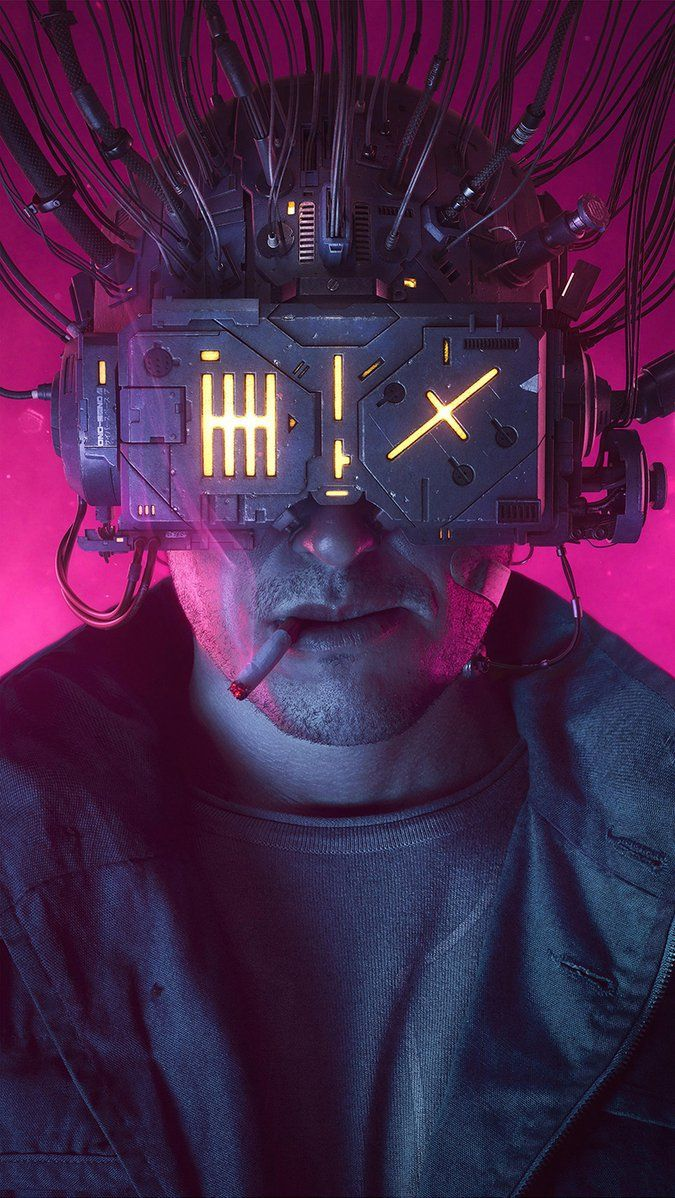 Top 50 Cyberpunk art of all time · 3dtotal · Learn | Create | Share