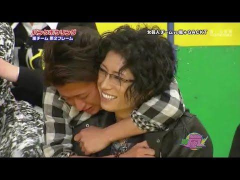Ohno Satoshi & Gackt on VS Arashi Cut [ENG SUB]   GACKT-sama, in all