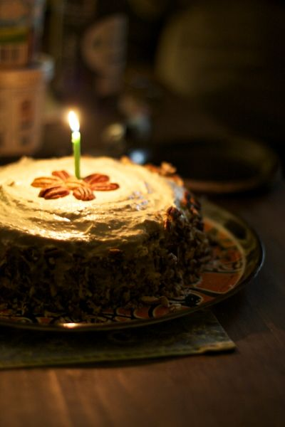 Wheat Free Coconut Flour Hummingbird Cake Sweetened With