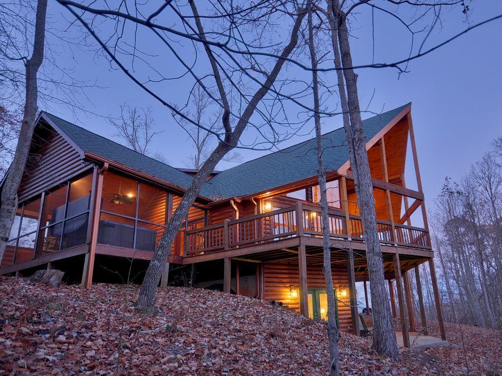 House Vacation Rental In Blue Ridge Ga Usa From Vrbo Com Vacation Rental Travel Vrbo Vacation Condos Vacation Rental Cabin Rentals