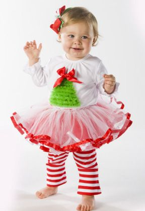 423079a44 Girls Mud Pie Holiday Tutu Set - Perfect for Christmas.