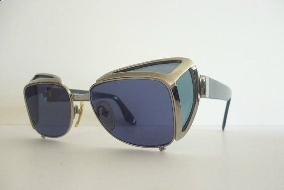 313cde234d8 Vintage Sunglasses Trends - Vintage Sunglasses Jean Paul Gaultier 56-9272  by GlassesVintage Sunglasses are