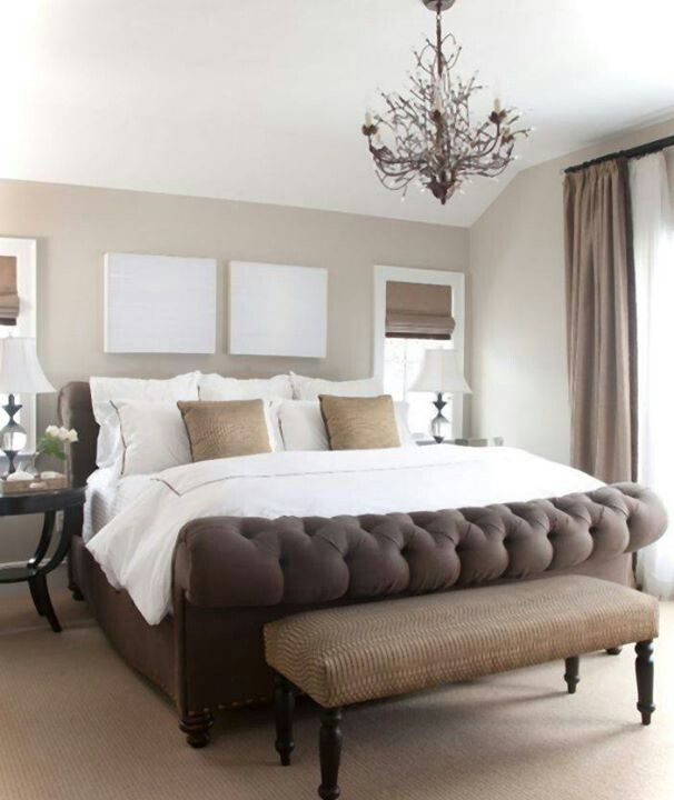 Design An Elegant Bedroom In 5 Easy Steps: Elegant Master Bedroom, Luxurious