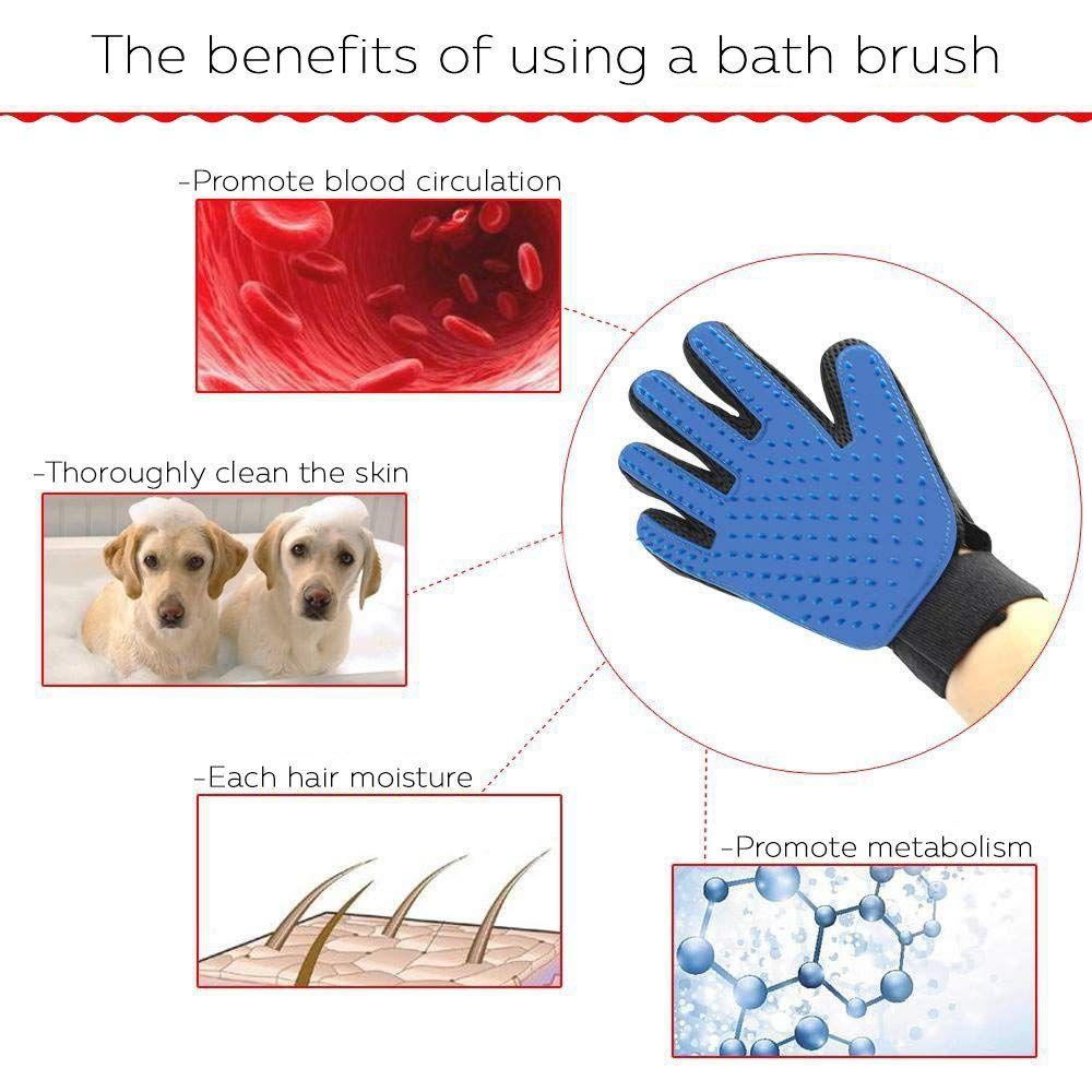 Best Dog Grooming Glove Reviews Top 5 Picks In 2020 Dog Grooming Pet Grooming Pet Cleaning