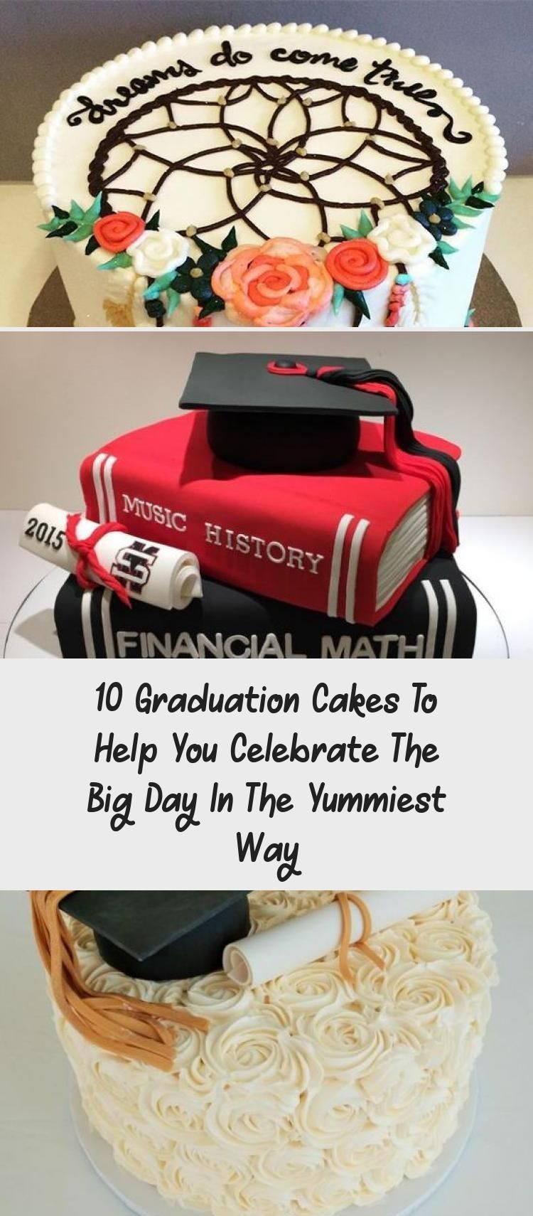 Photo of 10 Graduation Cakes To Help You Celebrate The Big Day In The Yummiest Way – Cake