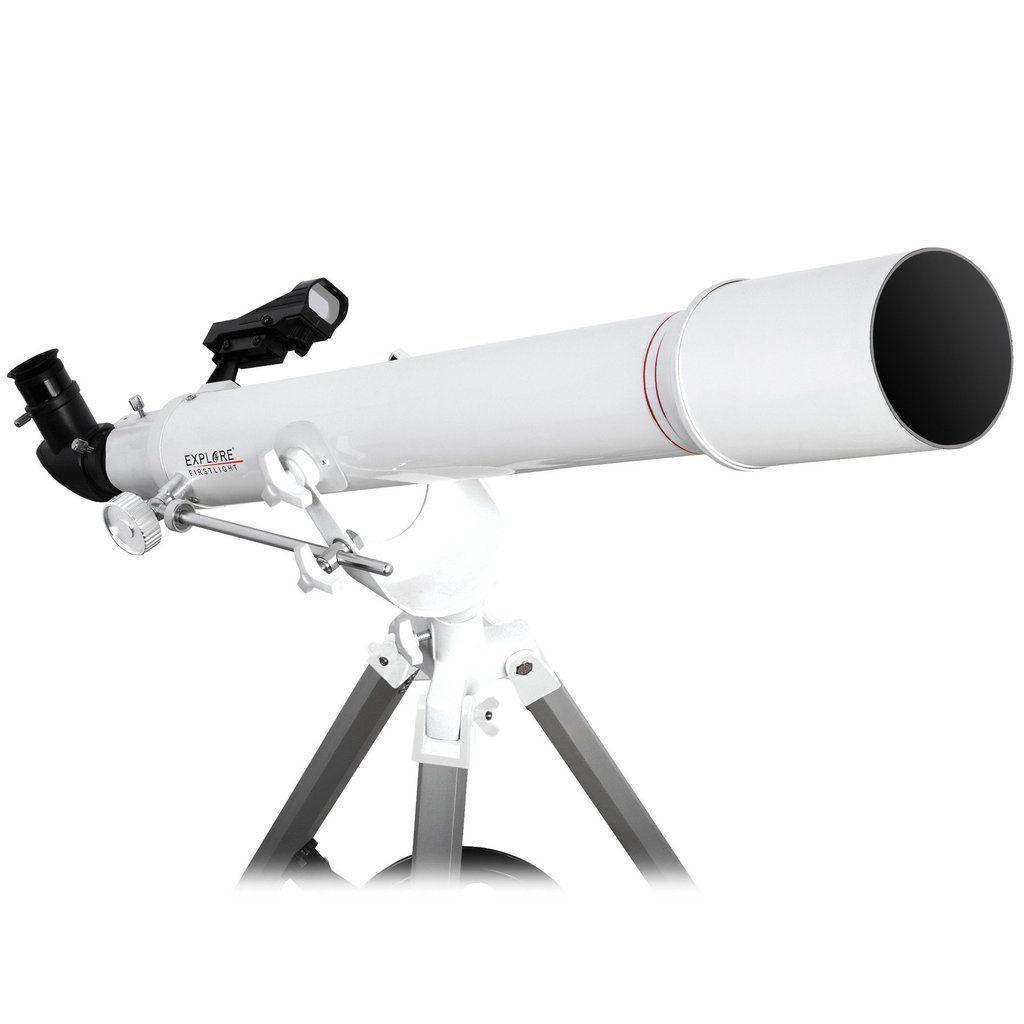 Explore FirstLight 70mm Refractor with AZ Mount   Beginner