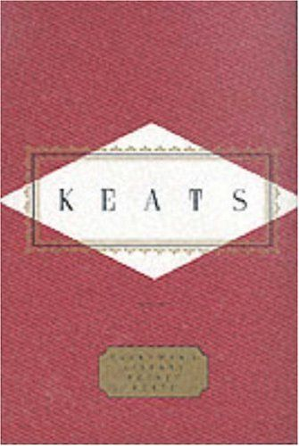 Selected Poems (Everyman's Library POCKET POETS, Band 21) von John Keats http://www.amazon.de/dp/1857157060/ref=cm_sw_r_pi_dp_YXqXvb17ES12V