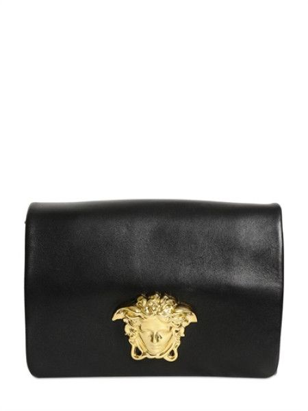 c75c379663 Shop Women s Versace Shoulder Bags on Lyst. Track over 463 Versace Shoulder  Bags for stock and sale updates.