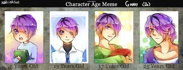 Garry au fil des âges