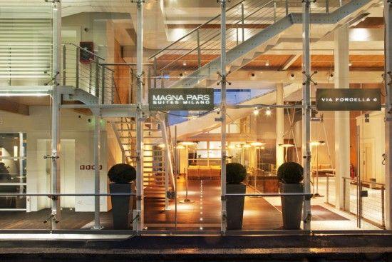 Magna Pars Suites Milan   pizza digital