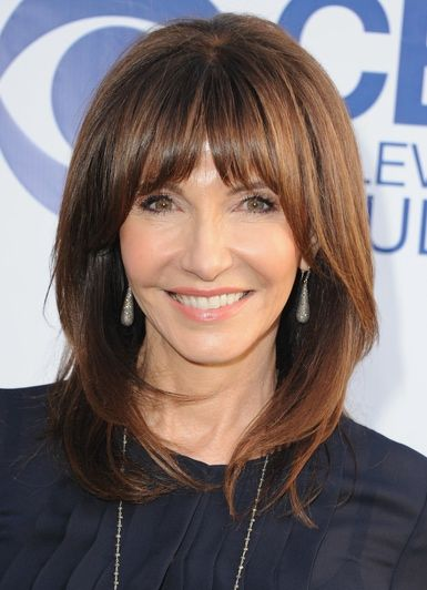 Long Hairstyles For Over 50 The Best Hairstyles For Women Over 50  Shoulder Length Hair