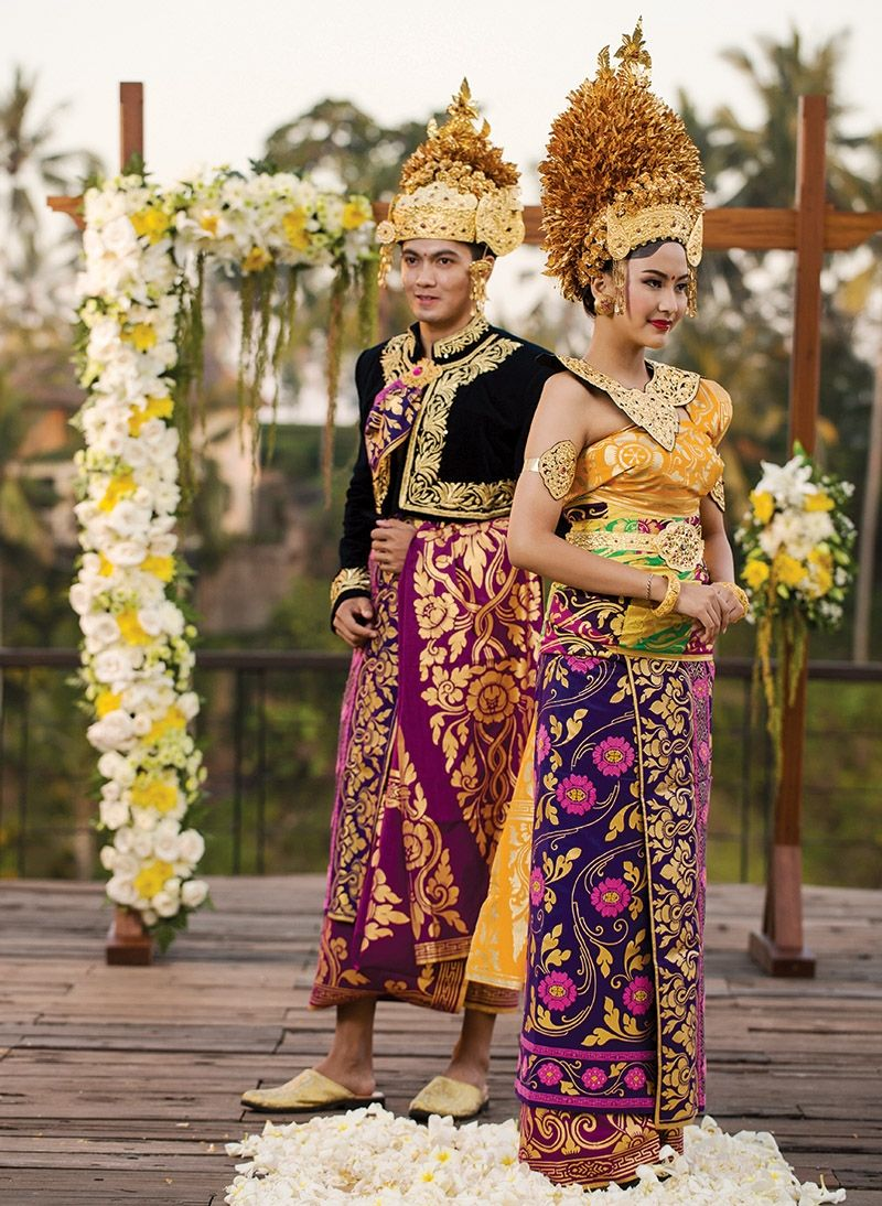 Apa Nama Pakaian Adat Bali
