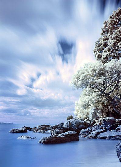 ✯ Onemana Beach - New Zealands North Island