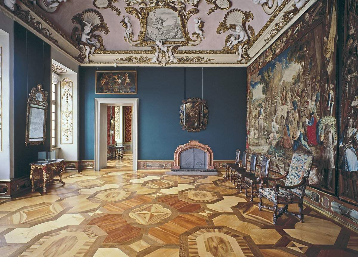 Rastatt Residential Palace Palace Residential Castle