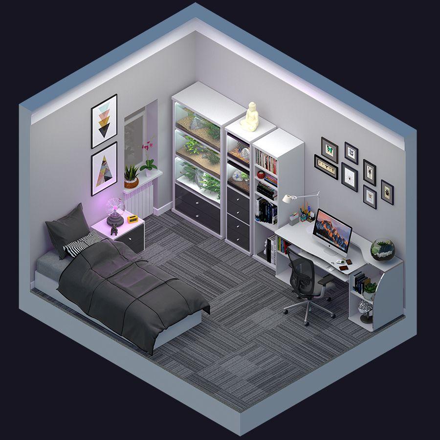 Bedroom Design, Bedroom Setup