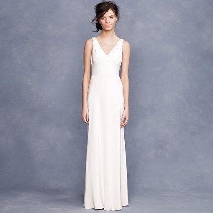 Simple But Elegant Jcrew Wedding Dress Destination Wedding Dress Jcrew Wedding