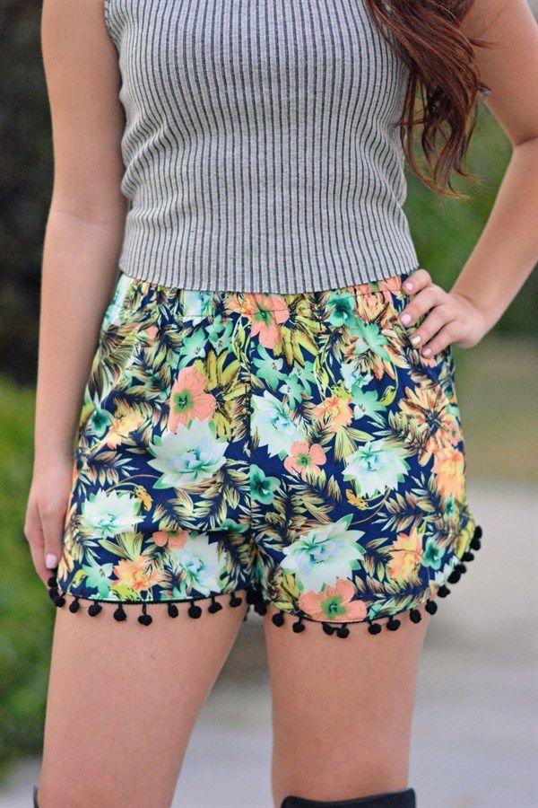 Lena Muti-Style Shorts | 20 Styles