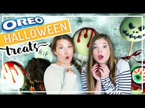Halloween süße Snacks
