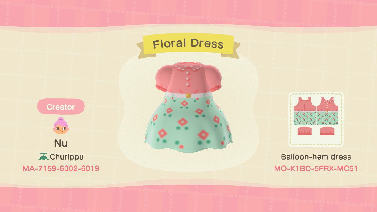 Download My Dress Using The Kiosk In The Able Sisters Store